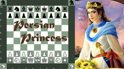 Persian Chess variant: Persian Princess